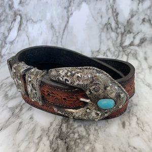Other - Country western belt jewelry holder/sm organizer